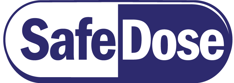 SafeDose logo